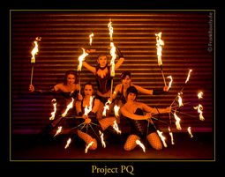 Project PQ-explosive Shows