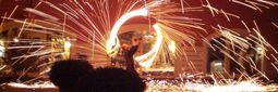 Die Verzauberer - Feuershow Zauberer Dresden