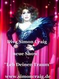 Travestie Diva Simon Craig foto 1
