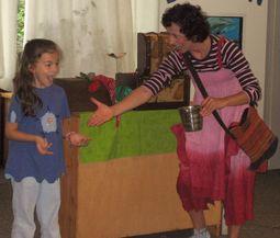 Kindergeburtstag-Theater