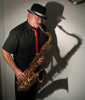 Solo Saxophonist Saxophonman
