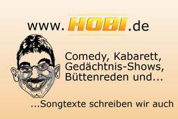 HOBI-Shows (INGE-MEYSEL-PARODIE, Musik-Comedy)