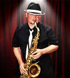 Solo Saxophonist Saxophonman foto 2