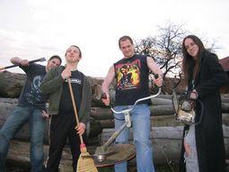 Metal Band Zerfetzer
