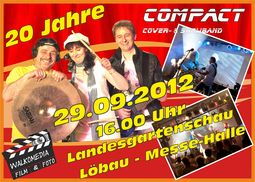 Cover- & Showband  Compact