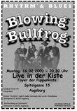 Blowing Bullfrog  Bayern