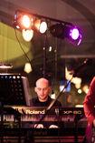 Pianist Silas Schlösser Dinne foto 2