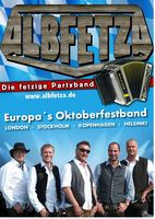 ALBFETZA-Die fetzige Partyband