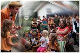 Clown, Pantomime, Comedy, Spaßkellner, Kinderprog foto 2