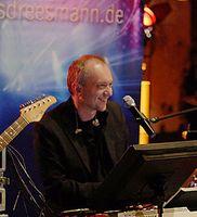 Unterhalter Jens Dreesmann