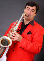 Nico Haupert Saxophon