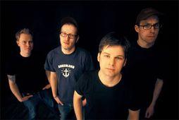 Band Alias Caylon